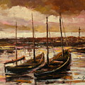 Fishing Cutters  by Luke Karcz