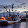 Fishing Fleet by Randy Hall