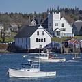 Fishing Harbor by Alana Ranney
