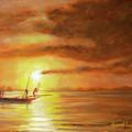 Fishing In Zanzibar by Mohamed Hirji