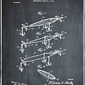 Fishing Lure Patent 1904 Chalk by Bill Cannon