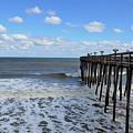 Fishing Pier 1 by Jeelan Clark