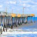 Fishing Pier 4 by Jeelan Clark