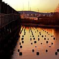 Fishing Pier by Bryan Benson