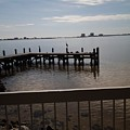 Fishing Pier by Robert Howard