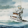 Fishing Vessel Devotion by James Williamson