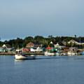 Fishing Village Coast Of Canada by Dan Friend