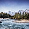 Fishing With A View by Scott Kemper