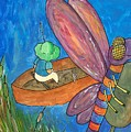 Fishing With Rose Marie by Jessica Kauffman