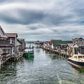 Fishtown Michigan In Leland by John McGraw
