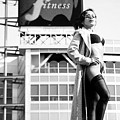 Fitness In Lingerie by Ace Micheals