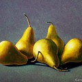 Five Golden Pears by Frank Wilson