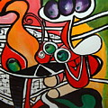 Five O' Clock With Picasso by Cheryl Ehlers