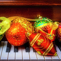 Five Ornaments by Garry Gay