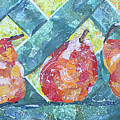 Five Pears by Jenny Armitage