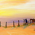 Fix On The Prairie by Erich Grant
