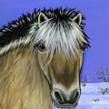 Fjord Pony by Leanne Wilkes