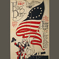 Flag Day 1917 by Frederick Holiday