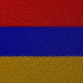 Flag Of Armenia by Jeff Iverson