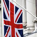 Flag Of Great Britain  by Stephanie Hanson