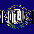 Flag Of Kentucky  Word by Roy Pedersen
