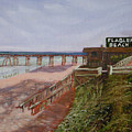 Flagler Beach Pier 1 by Sodi Griffin