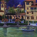 Flagler College II by Christine Cousart