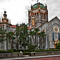 Flagler Memorial Presbyterian Church 2 by Christopher Holmes