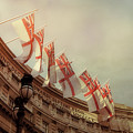 Flags Of London by JAMART Photography