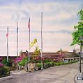 Flags by Tom Hefko