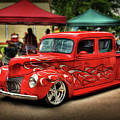 Flame Hot Truck by Perry Webster