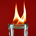 Flame Shot by James Reed
