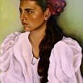 Flamenca by Ixchel Amor