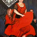 Flamenco 8 by Donelli  DiMaria