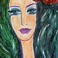 Flamenco Nights - Madalena by Lara Azurra