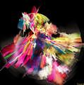 Flamenco by Ricardo Szekely