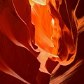 Flames In The Walls Of Antelope by Adam Jewell