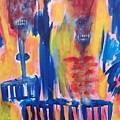 Flaming Hell by Randall Ciotti