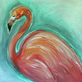 Flamingo by Alan Metzger