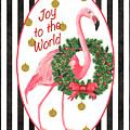 Flamingo Amore 2 by Debbie DeWitt