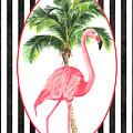 Flamingo Amore 7 by Debbie DeWitt