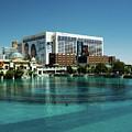 Flamingo Casino/hotel by Keith Birmingham
