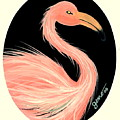 Flamingo Deco by Helen Gerro