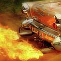 Flam'n by Joel Witmeyer
