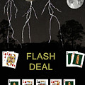 Flash Deal  Poker Cards by Eric Kempson