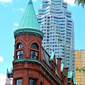 Flat Iron Building by Ian  MacDonald