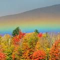 Flat Rainbow by Harry Moulton