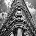Flatiron Building  Nyc Black And White by Alissa Beth Photography