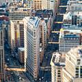 Flatiron Building by SR Green