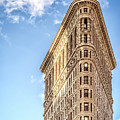 Flatiron In Morning Sunlight by Framing Places